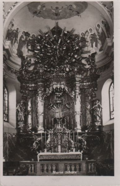 Österreich - Österreich - Schottwien, Maria Schutz - ca. 1950 0