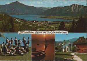 Österreich - Österreich - Mondsee - u.a. Volkstanz - 1975