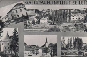 Österreich - Österreich - Gallspach - Institut Zeileis - 1968