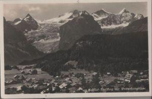 Schweiz - Schweiz - Hasliberg - Hohfluh mit Wetterhorngruppe - ca. 1955