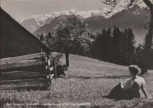 Österreich - Österreich - Bad Goisern - Dachstein von der Bergstation - 1956