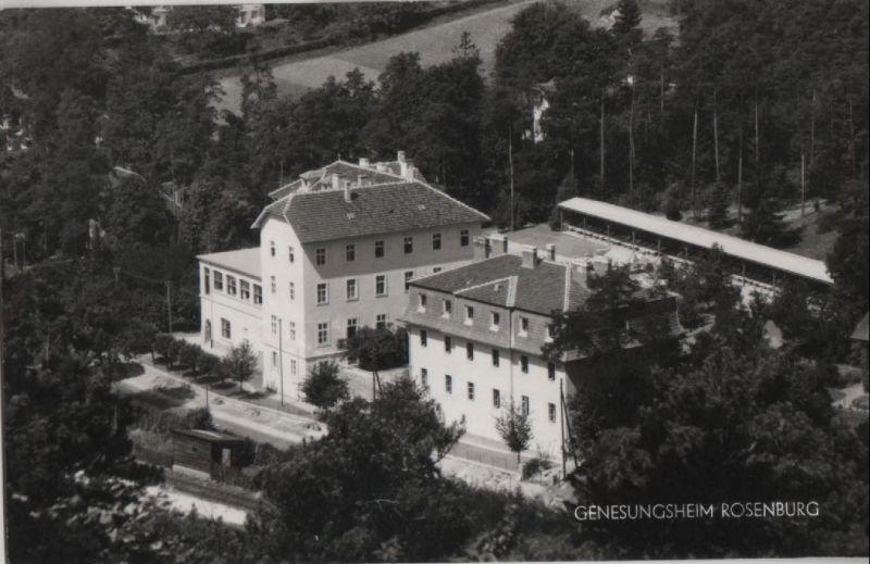 Österreich - Österreich - Rosenburg - Genesungsheim - 1975