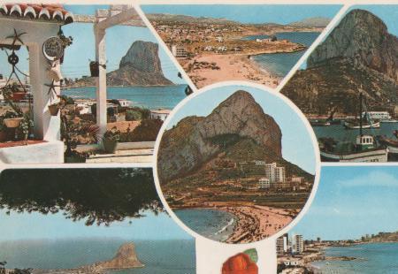 Spanien - Spanien - Penon de Ifach - Calpe - Alicante - 1975