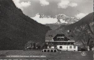 Österreich - Österreich - Bad Aussee - Hotel Wasnerin - 1964