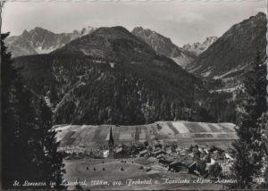Österreich - Österreich - St. Lorenzen - gegen Frohntal - 1970