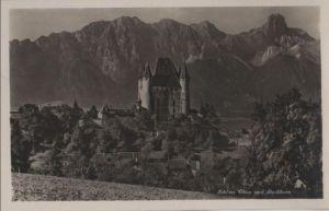 Schweiz - Schweiz - Thun - Schloss und Stockhorn - 1929