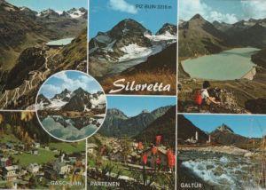 Österreich - Österreich - Silvrettastraße - u.a. Gaschurn - 1998