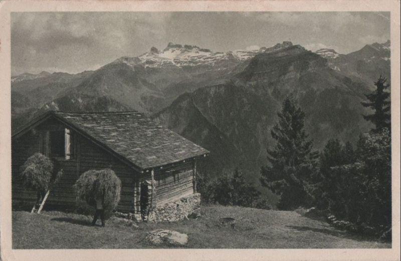 Schweiz - Schweiz - Braunwald - Hinter-Habegg - 1927