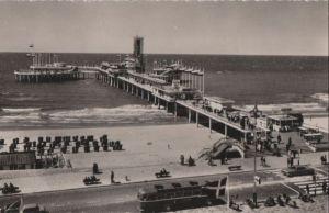 Niederlande - Niederlande - Den Haag, Scheveningen - Pier - ca. 1960