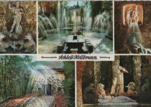 Österreich - Österreich - Salzburg - Schloß Hellbrunn - 1964