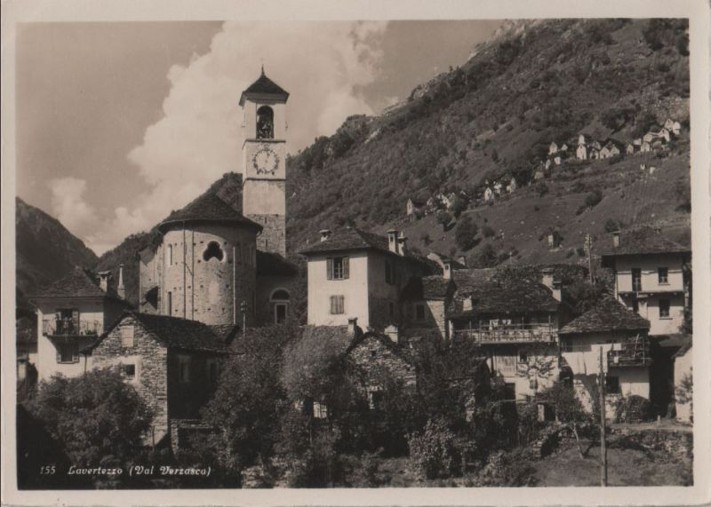 Schweiz - Schweiz - Lavertezzo - ca. 1955