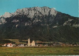 Österreich - Österreich - Ebbs - gegen Zahmen Kaiser - ca. 1980