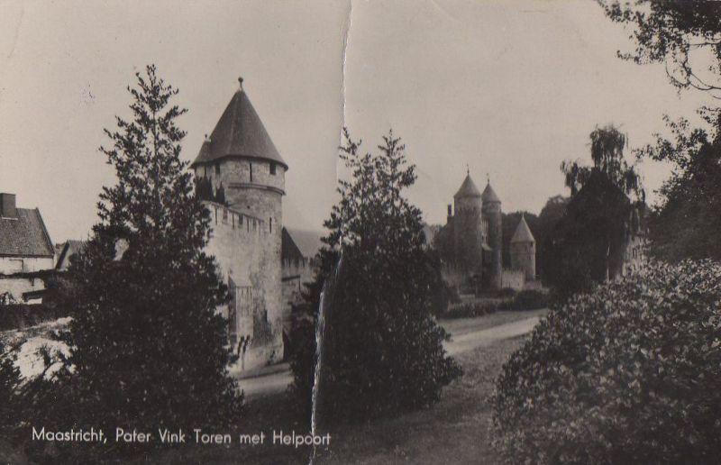 Niederlande - Niederlande - Maastricht - Pater Vink Toren - ca. 1960