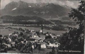 Österreich - Österreich - Kössen - mit Kaisergebirge - 1962