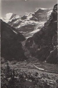 Schweiz - Schweiz - Grindelwald - Blick von Aellfluh - 1960