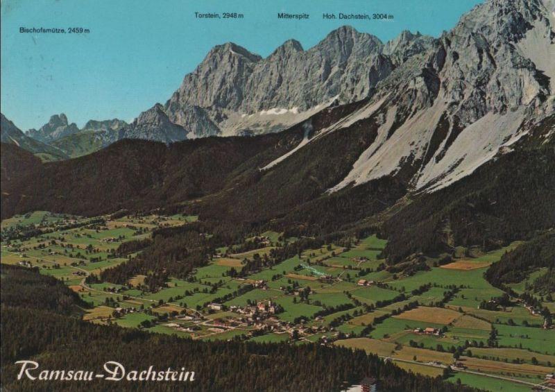 Österreich - Österreich - Ramsau - Hochplateau - 1981