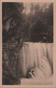 Österreich - Österreich - Dornbirn - Gütle (Wasserfall) - ca. 1950