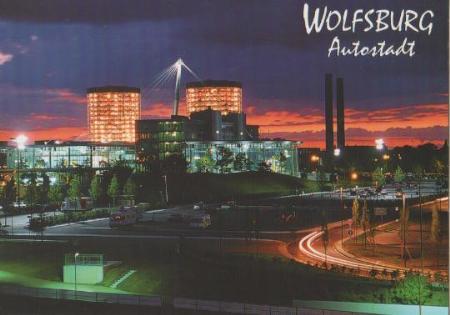 Autostadt Wolfsburg - 2004