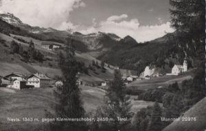 Österreich - Österreich - Navis - gegen Klemmerschober - ca. 1955