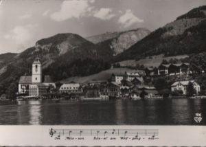 Österreich - Österreich - St. Wolfgang - mit Schafberg - 1964