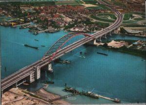 Niederlande - Niederlande - Rotterdam - Van Brienenoordbrug - ca. 1975