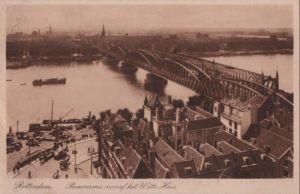Niederlande - Niederlande - Rotterdam - Panorama vanaf het Witte Huis - 1925