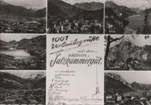Österreich - Österreich - Salzkammergut - u.a. Attersee - 1962