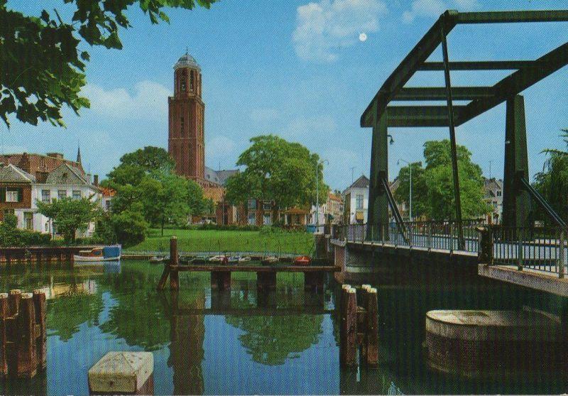 Niederlande - Niederlande - Zwolle - Kamperpoortenbrug - 1981