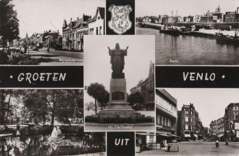 Niederlande - Niederlande - Venlo - u.a. Parkzicht - 1959