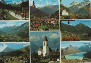Österreich - Österreich - Montafon - u.a. St. Gallenkirch - ca. 1980