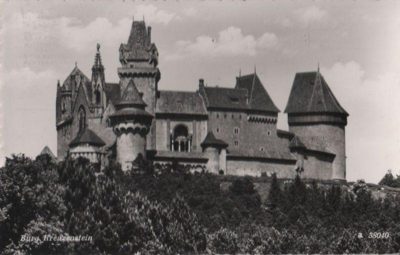 Österreich - Österreich - Leobendorf, Burg Kreuzenstein - ca. 1955