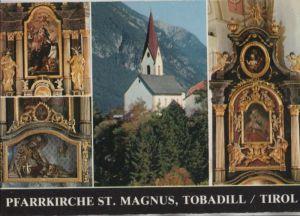 Österreich - Österreich - Tobadill - Pfarrkirche St. Magnus - ca. 1980
