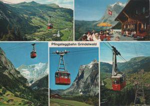 Schweiz - Schweiz - Grindelwald - Pfingsteggbahn - ca. 1975