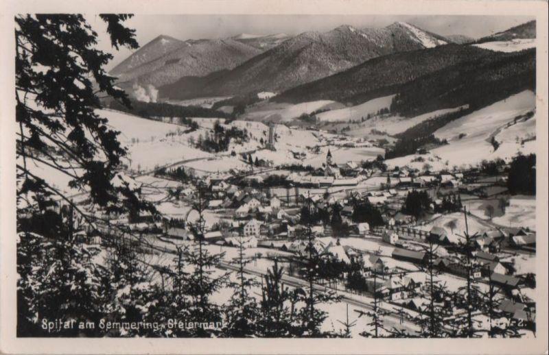 Österreich - Österreich - Spital - 1959