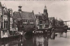 Niederlande - Niederlande - Rotterdam - Kolkje Delfshaven - 1957