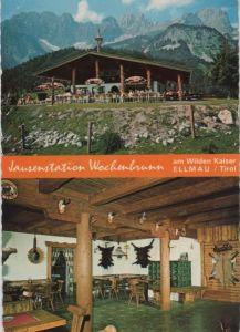 Österreich - Österreich - Ellmau - Jausenstation Wochenbrunn - ca. 1980