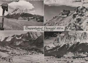 Österreich - Österreich - Ehrwald - Zugspitzdorf - 1957