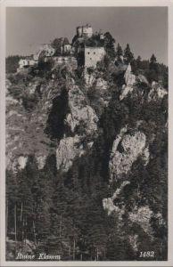 Österreich - Österreich - Breitenstein, Ruine Klamm - ca. 1950