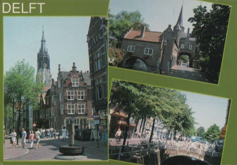 Niederlande - Niederlande - Delft - mit 3 Bildern - 1997