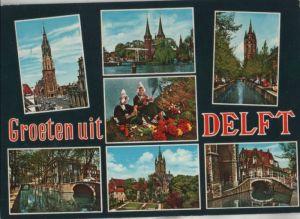 Niederlande - Niederlande - Delft - mit 7 Bildern - 1973