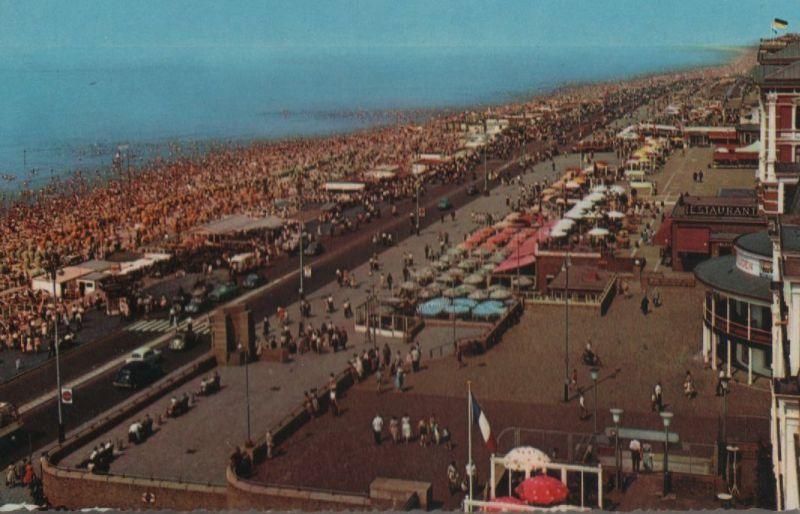 Niederlande - Niederlande - Den Haag, Scheveningen - Panorama - 1963