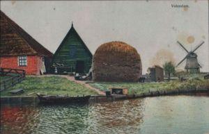 Niederlande - Niederlande - Volendam - ca. 1950