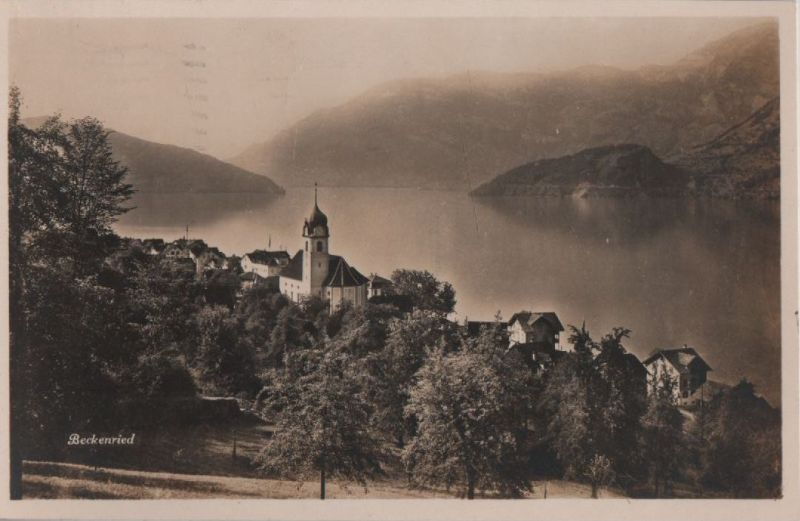 Schweiz - Schweiz - Beckenried - 1927