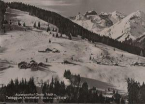 Österreich - Österreich - Tschagguns - Alpengasthof Grabs, TschAlpengasthof Grabs - ca. 1960