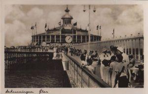 Niederlande - Niederlande - Den Haag, Scheveningen - Pier - ca. 1950