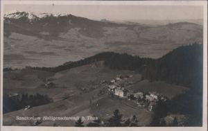 Schweiz - Schweiz - Thun - Sanatorium Heiligenschwendi - ca. 1950