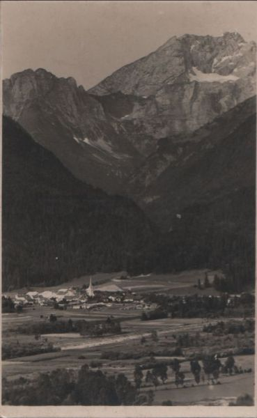 Österreich - Österreich - Mauthen - mit Cellon und Kellerwand - ca. 1950