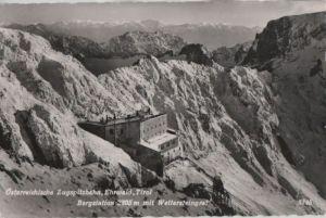 Österreich - Österreich - Zugspitzbahn - Ehrwald, Bergstation - 1951