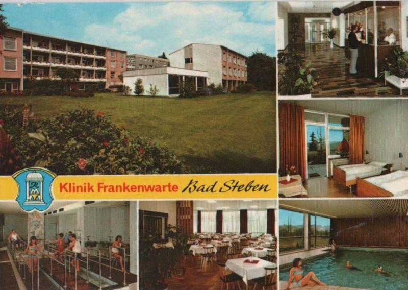 Frankenwarte Bad Steben