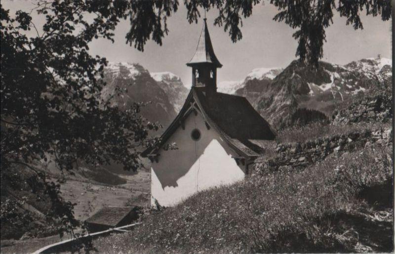 Schweiz - Schweiz - Braunwald - Bergkirchli - ca. 1960